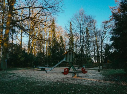 Kinderspielplatz im Bürgerpark Osnabrück